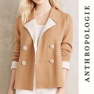 Anthropologists Bonette wool jacket, size M